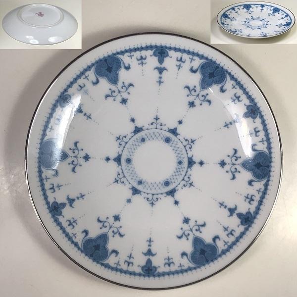 昭和レトロノリタケ日本陶器会社ソーサーP377
