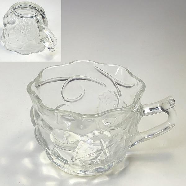 葡萄ガラスカップC246