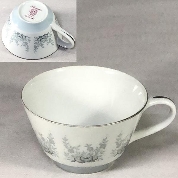 ノリタケブルースカイカップ