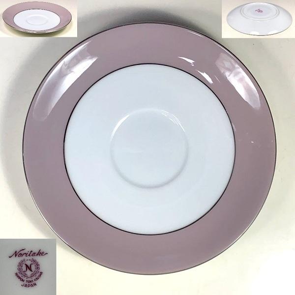 ノリタケ日本陶器会社ソーサーP497