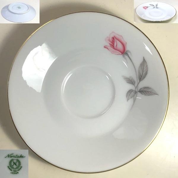 ノリタケ日本陶器会社ソーサー