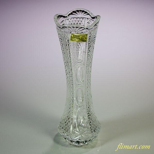 カメイグラスクリスタル花瓶