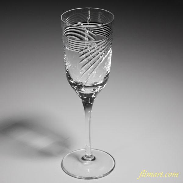 クリスタルワイングラスT1655