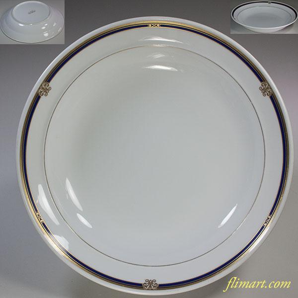 ノリタケプリマドンナスープ皿