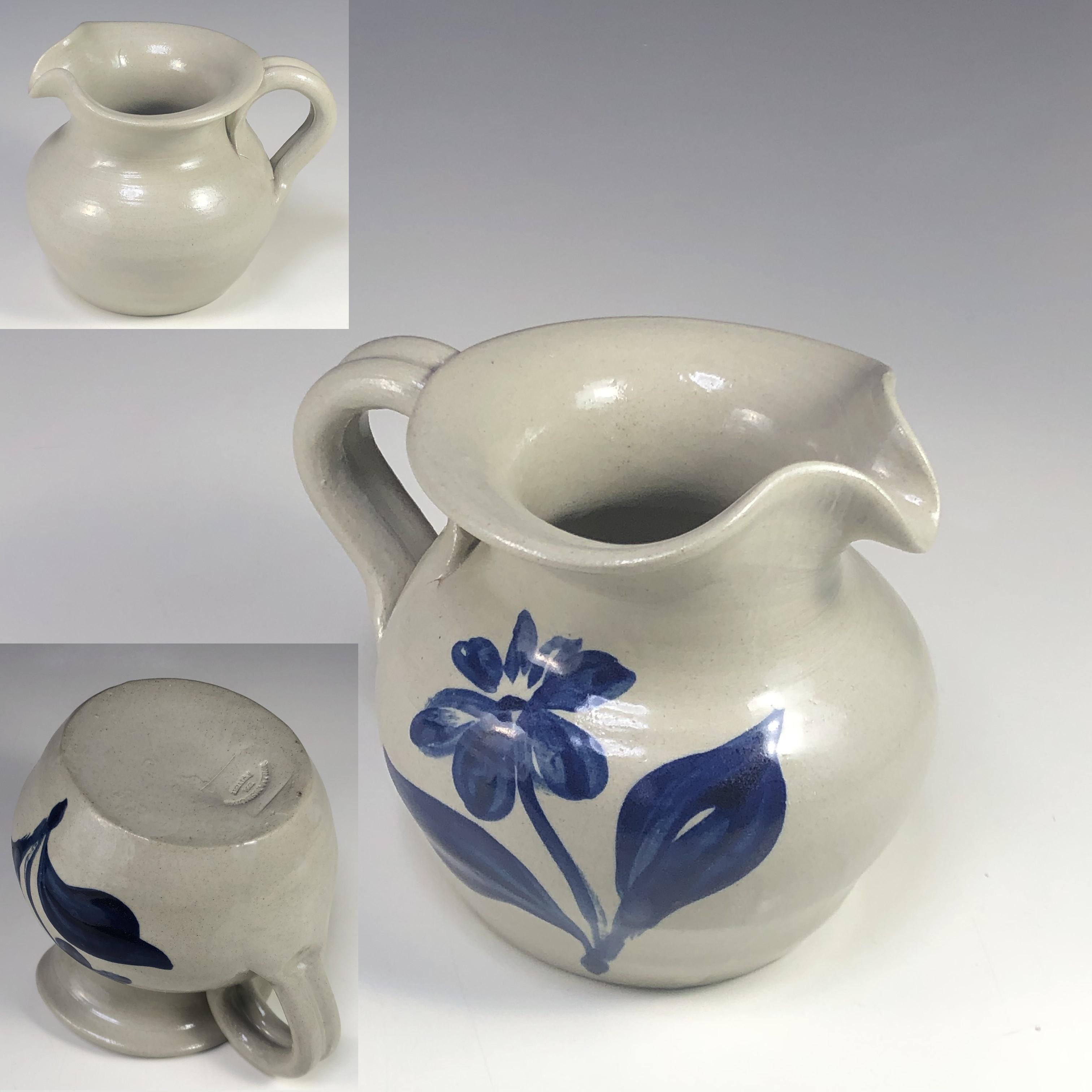 Williamsburg Pottery クリーマーT2032