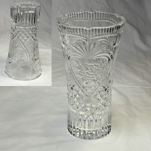 ガラス花瓶T2049