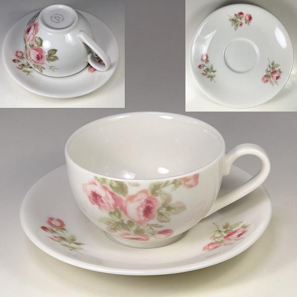LAWLEYS TEAカップ&ソーサー