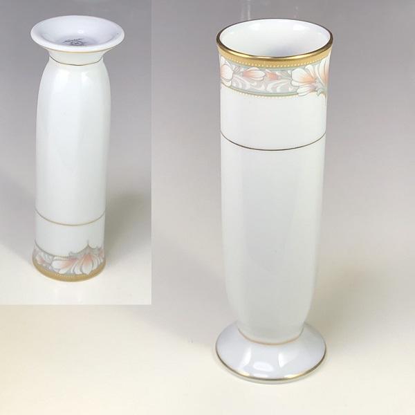 ノリタケ花瓶T2081