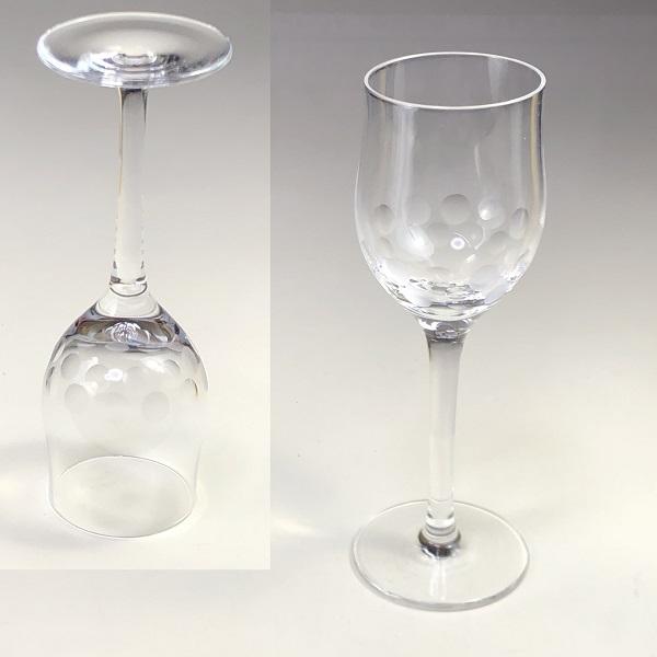 カガミクリスタルワイングラスT2090