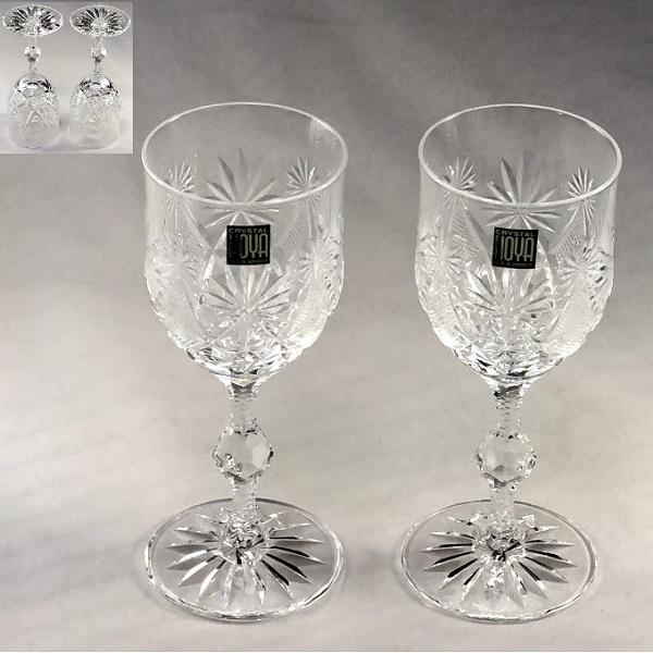 HOYA保谷クリスタルワイングラスT1940