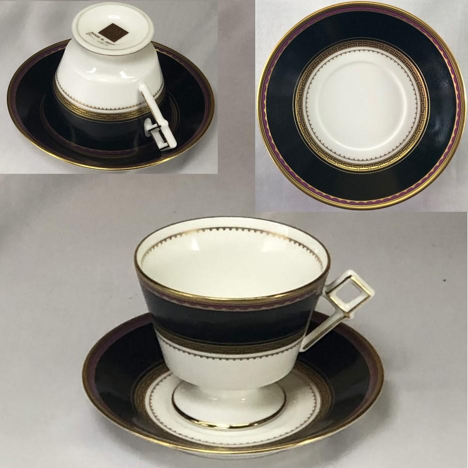 マルイMARUI TEA ROADカップ&ソーサーT1923