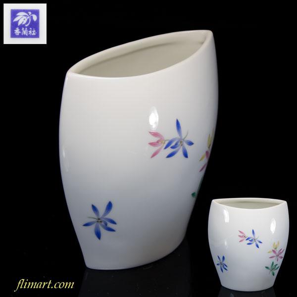 香蘭社花瓶W267