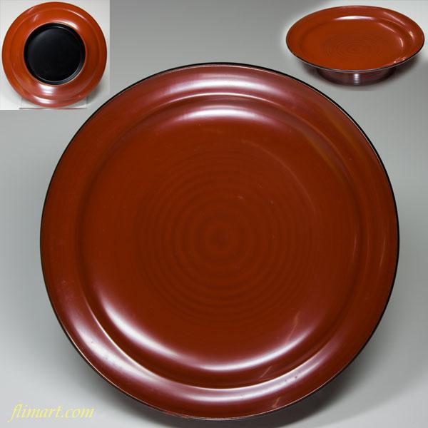 漆器椿皿五点セット