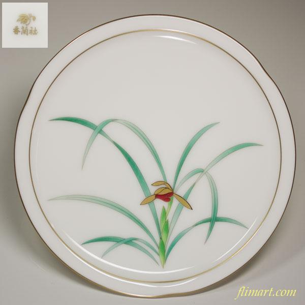 香蘭社欄小皿五枚セット