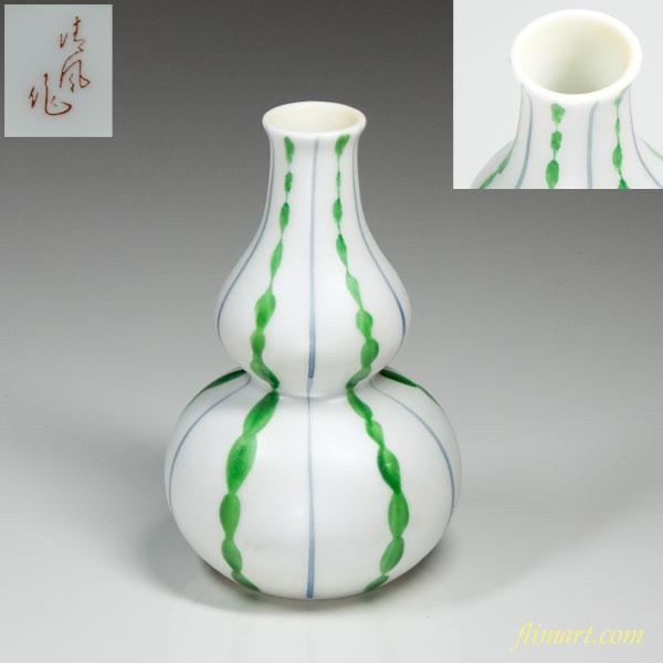 清風作瓢箪型花瓶一輪挿し 清風作瓢箪型花瓶一輪挿し No.W632 税込価格:1,990円 詳細