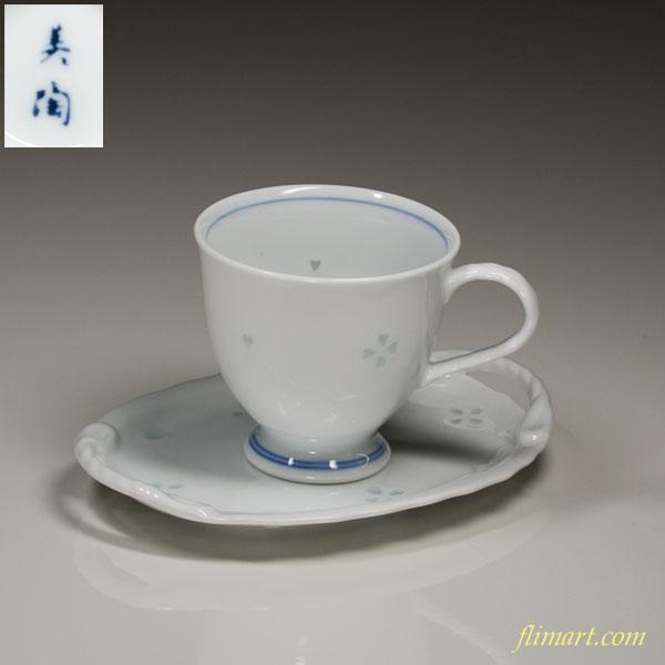 有田焼美陶蛍碗皿
