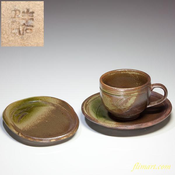 半右衛門窯碗皿セット