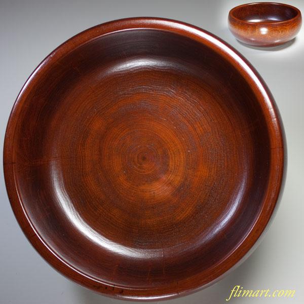 山中漆器菓子鉢W2095