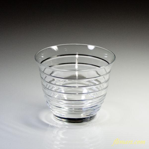 保谷クリスタル冷茶グラス