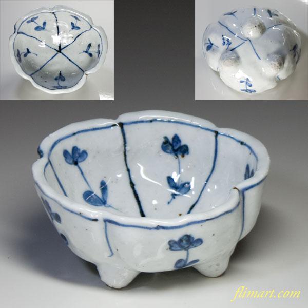 三つ足小鉢W2295