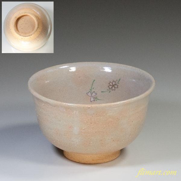 萩焼抹茶碗W2077