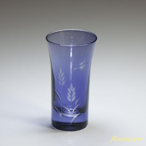 一口紫グラスW2124