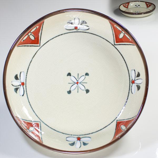 翠泉七寸皿W2191
