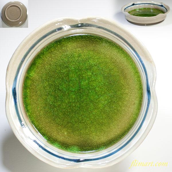 愛陶清流漬物鉢