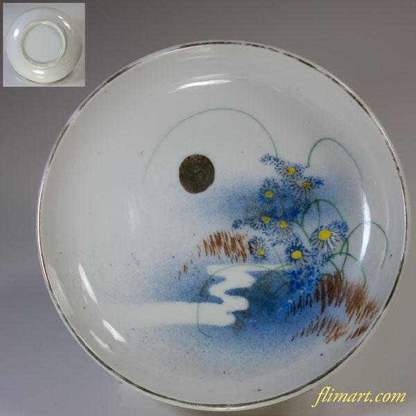五寸皿W2378