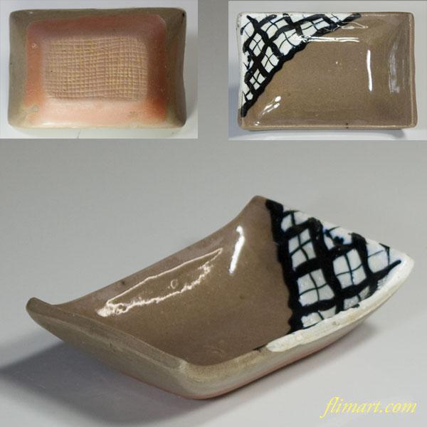 角豆皿小皿W2415