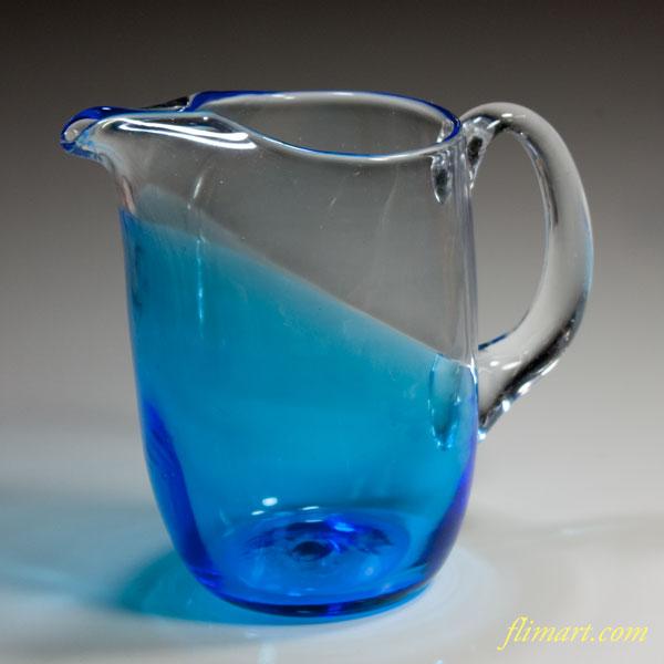 琉球ガラス南蛮ビードロ水差し