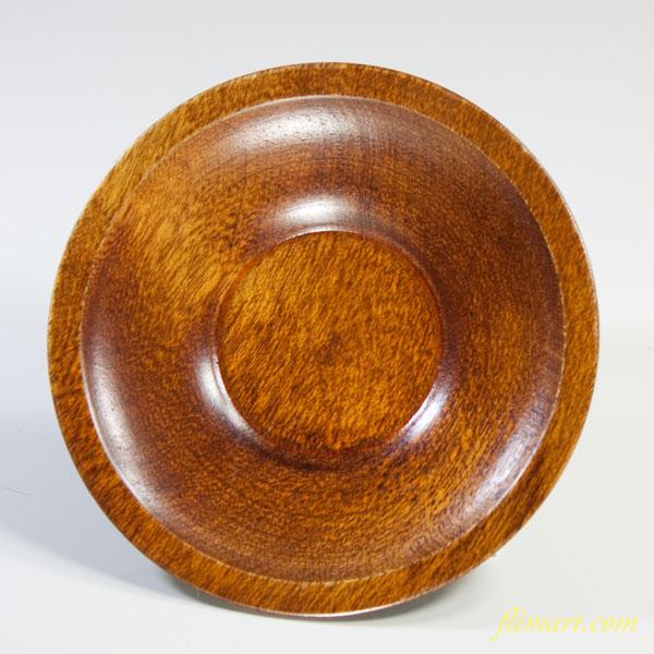 木製茶托W2569