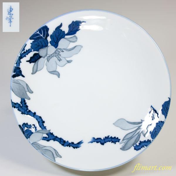 東峰五寸半皿