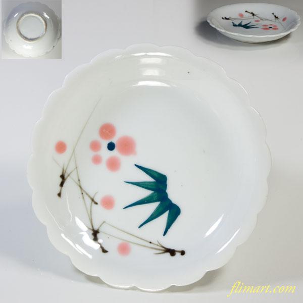 松竹梅小皿W2781
