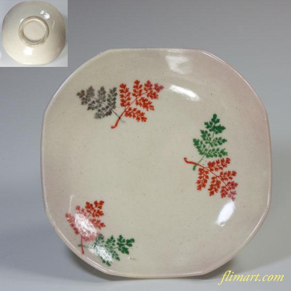 角小皿W3784