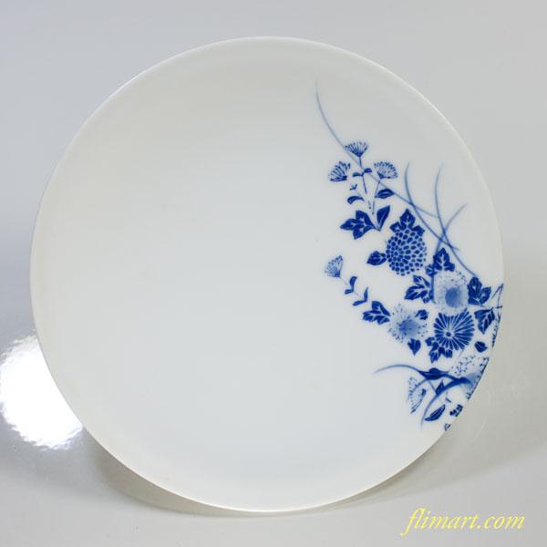 菊柄五寸半皿R2920