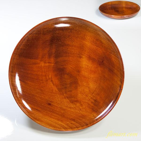 木製小皿W2983