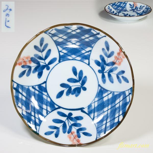 小皿W3038