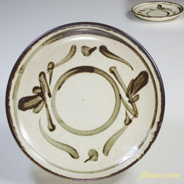 五寸半皿W3054