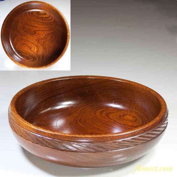 木製九寸大鉢
