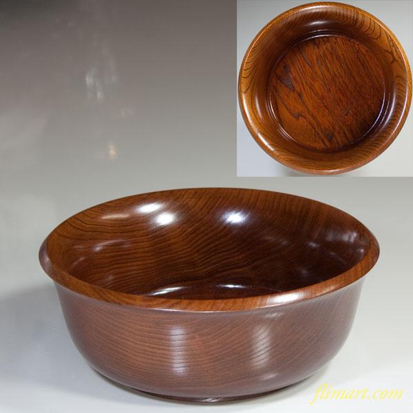 木製菓子鉢W3122