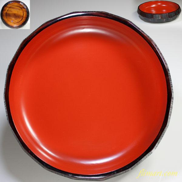 四国彫菓子鉢W3128