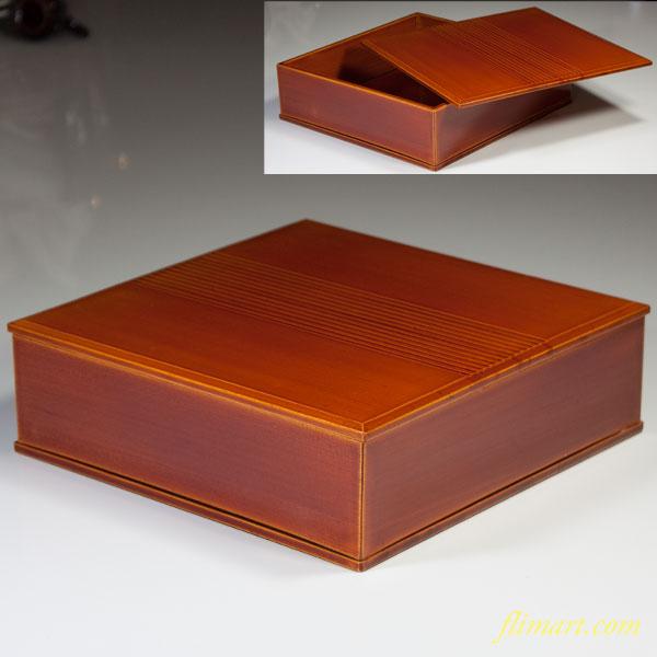 春慶塗重箱W3189