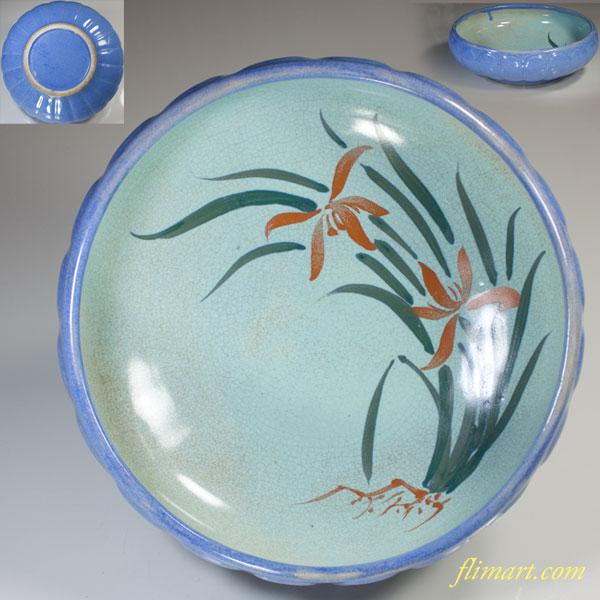 蘭菓子鉢W3333