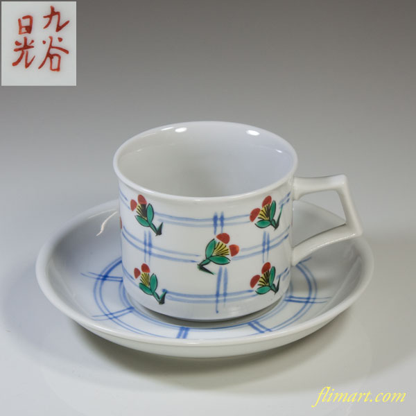 九谷日光碗皿