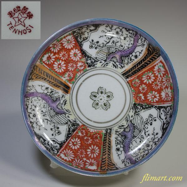 硬質陶器TENHOSI五寸半皿
