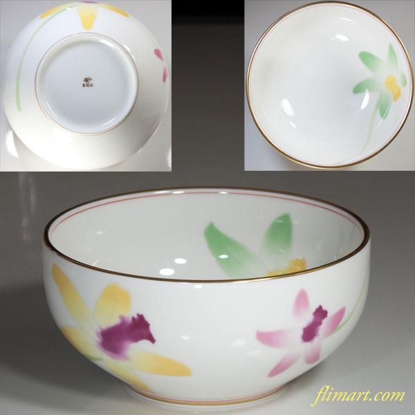 香蘭社カトレア六寸鉢