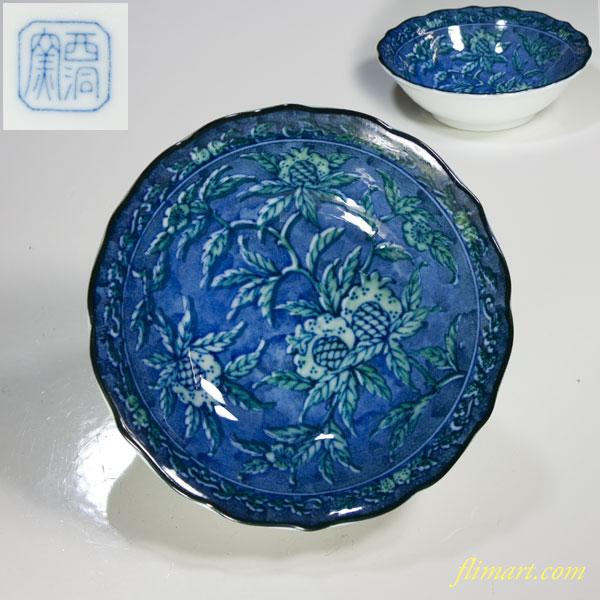 西洞窯小鉢