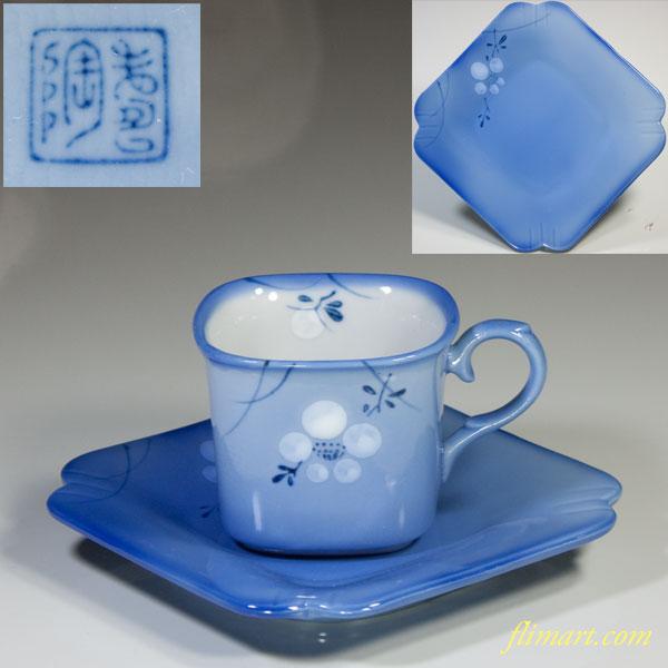 梅紋碗皿W3669