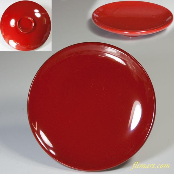 木製漆器銘々皿W3707
